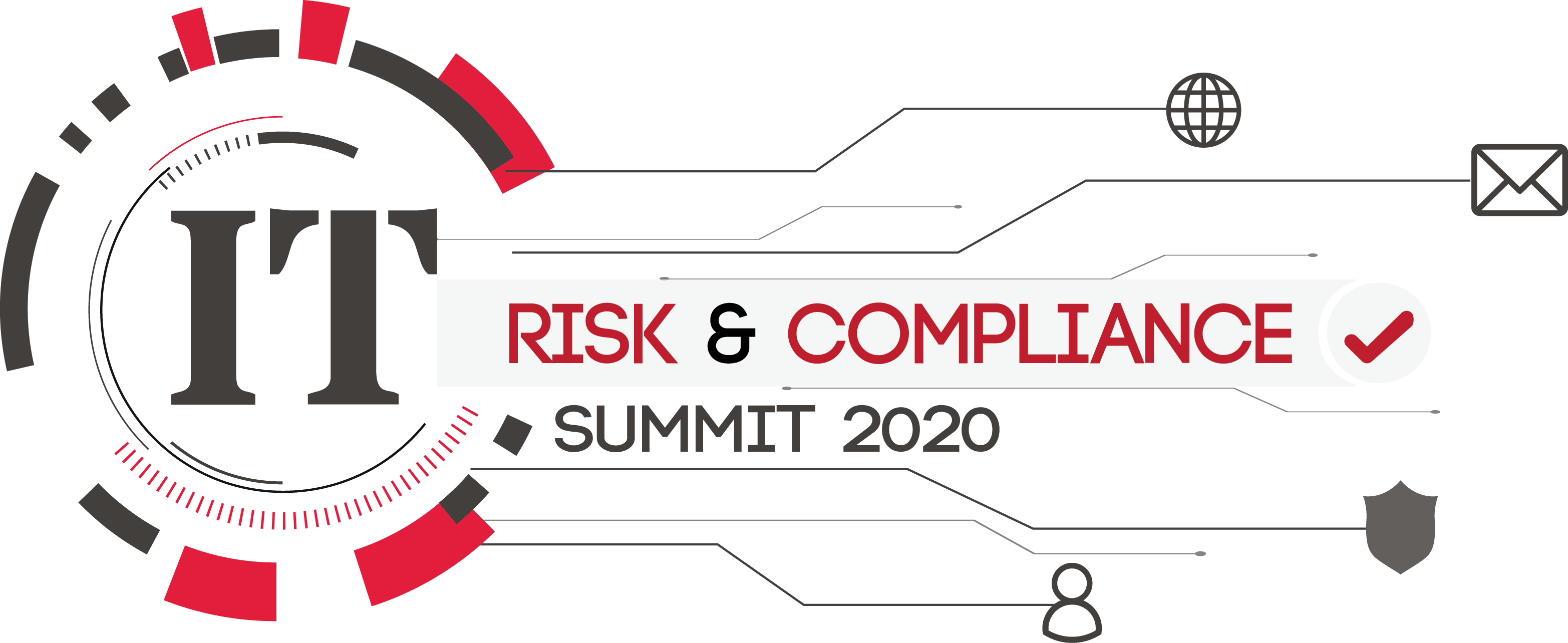 it risk and compliance summit 2020 logo