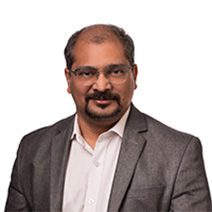 Harshad Mengle, CISO, Future Group